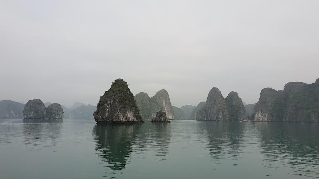 baie de Lan Ha Ha Long