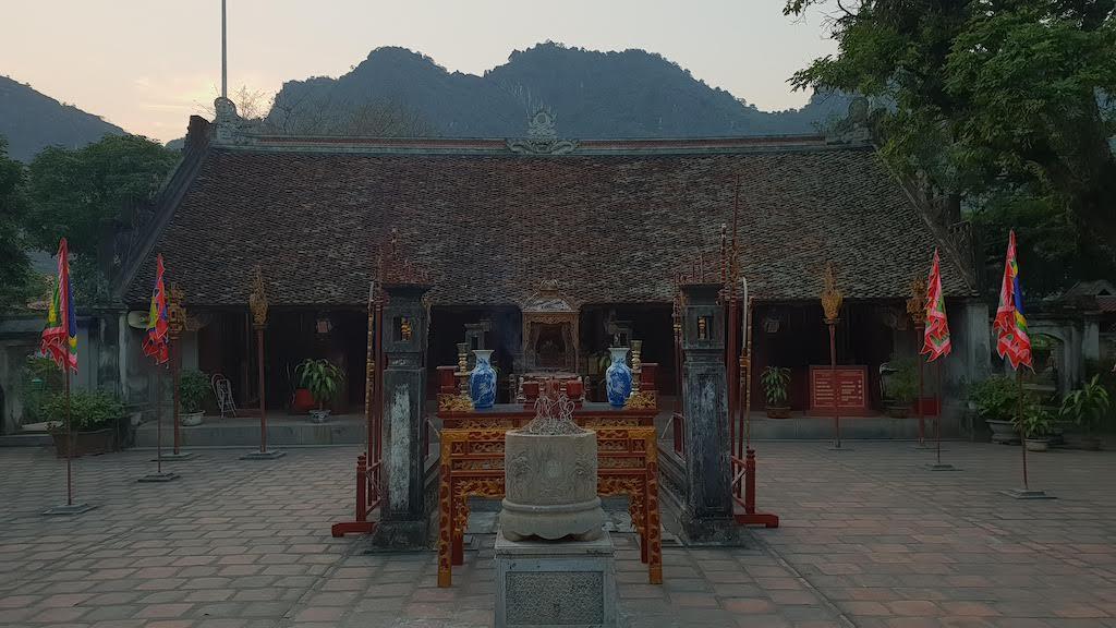 Palais à Hoa Lu