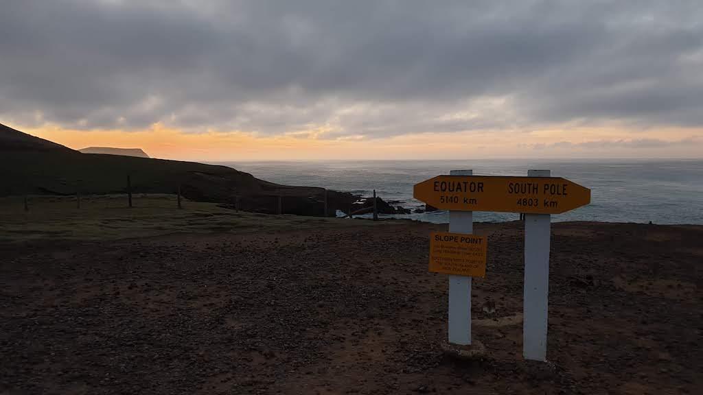 Slope Point Catlins