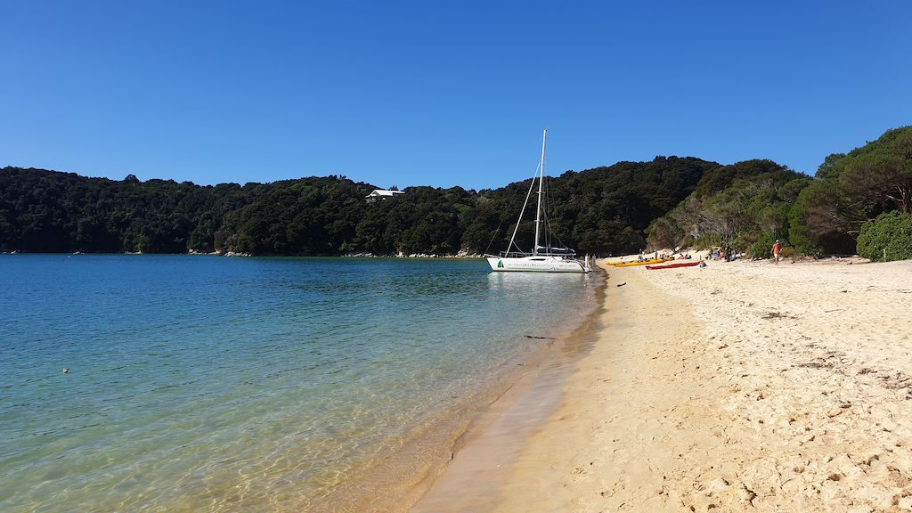 Anchorage Beach Abel Tasman
