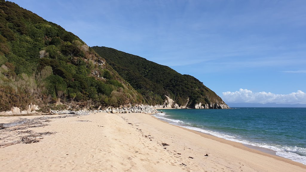 Whariwharangi Beach Abel Tasman