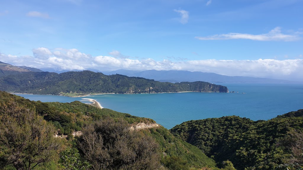 Abel Tasman point de vue