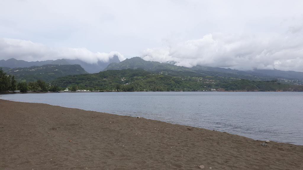 Pointe Vénus Tahiti