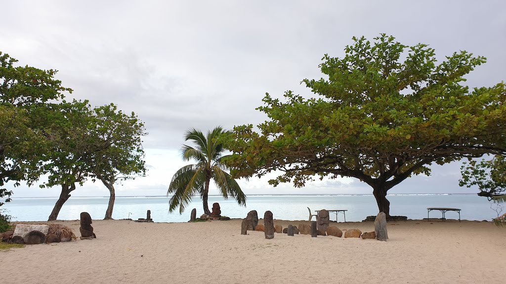 Painapo Beach Moorea