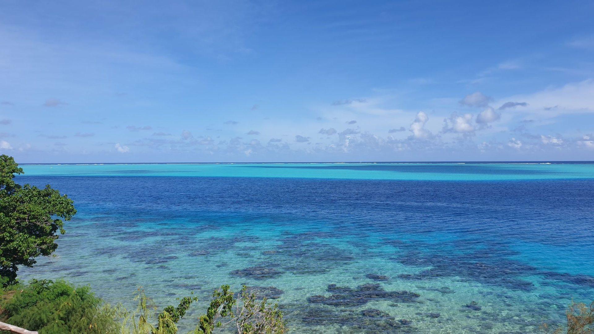 Huahine polynésie française