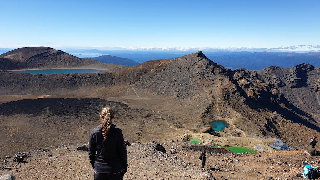 tongariro alpine crossing sommet parmi les plus beaux endroits du monde