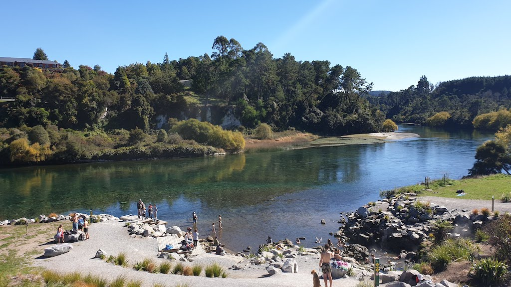Spa Thermal Park Lac Taupo