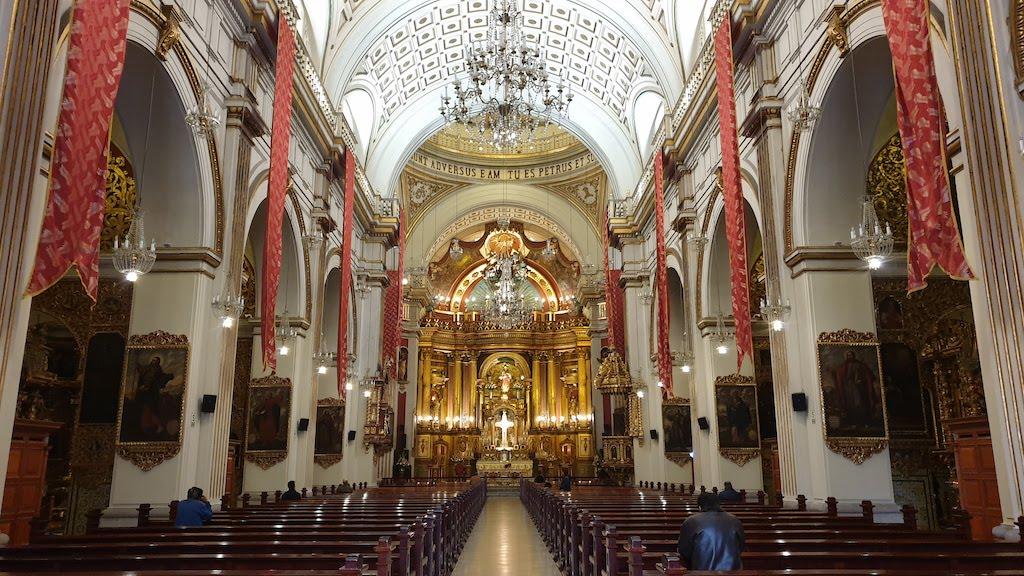 Iglesia de San Pedro Lima