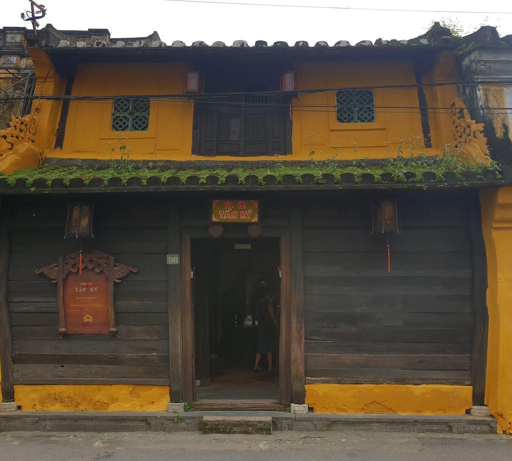 Maison Tan Ky Hoi An