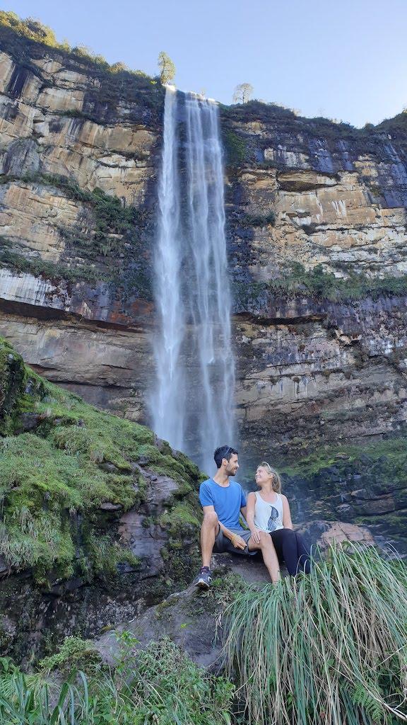 cascade de Gocta : partie haute
