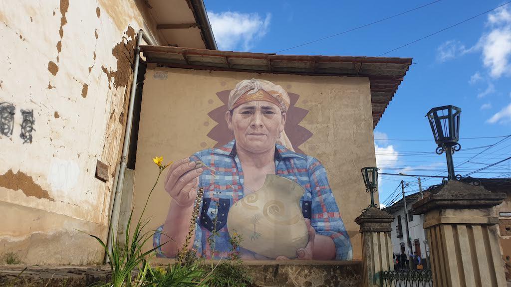 street art dans chachapoyas