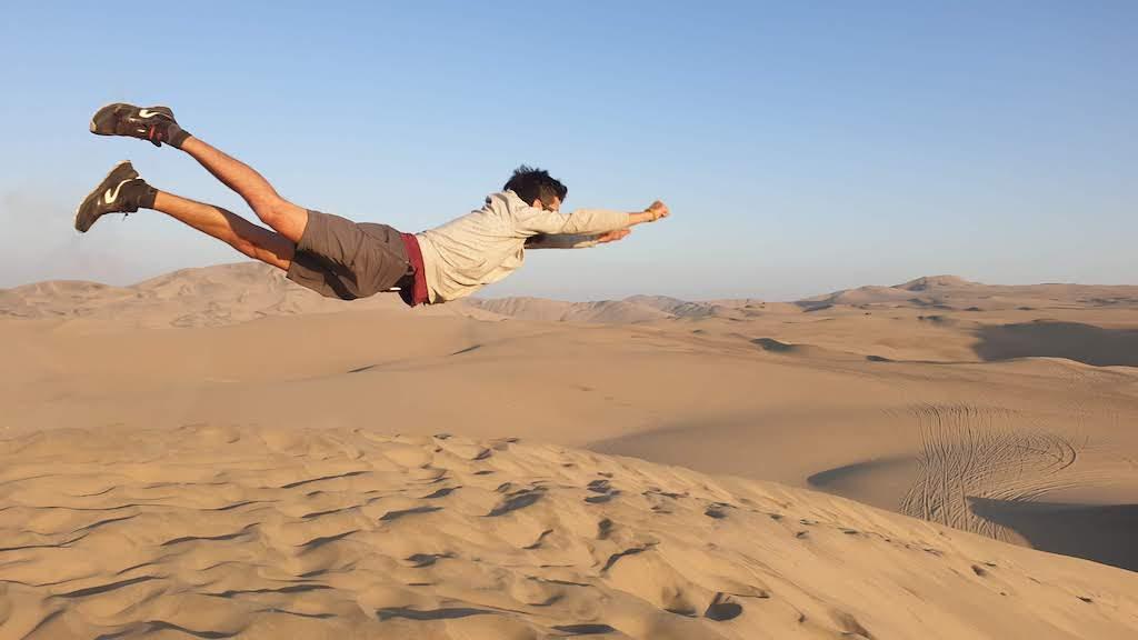 dunes huacachina
