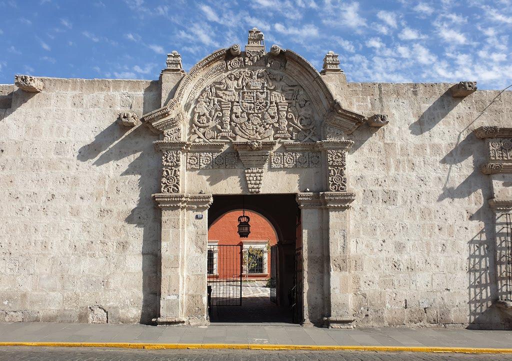 Casa Moral Arequipa