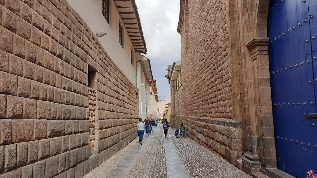 Calle Loreto ou calle Intikijllu Cusco