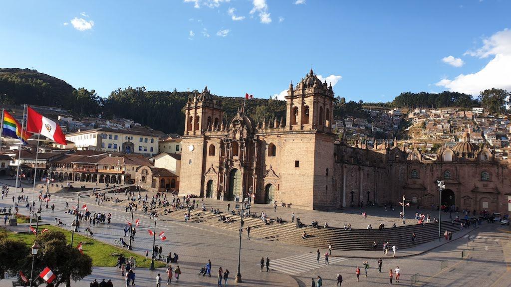 Cathédrale Cusco