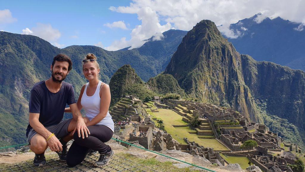 MachuPicchu parmi les plus beaux endroits du monde