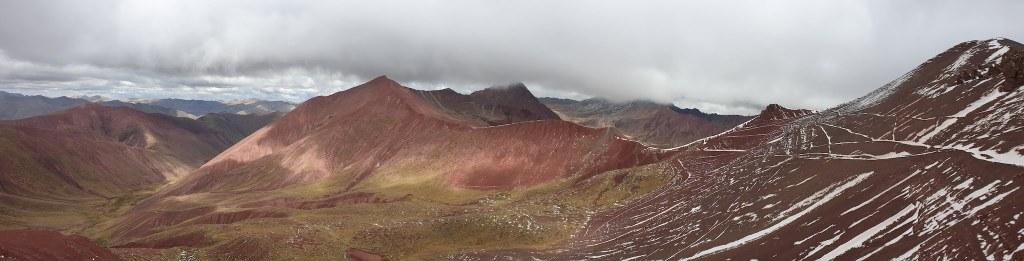 Vallée rouge