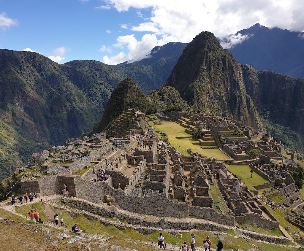 Mirador Machu Picchu