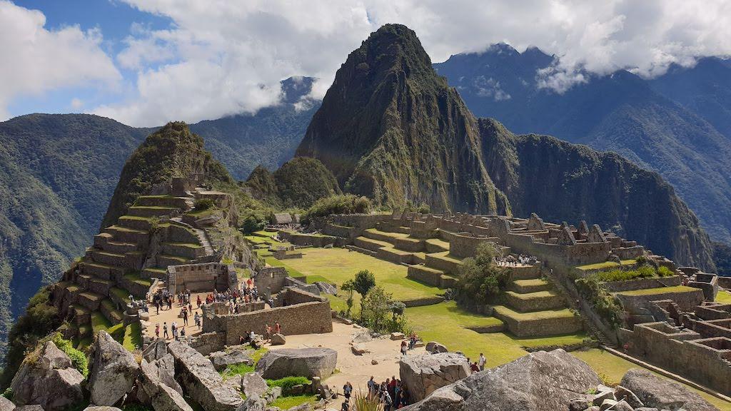 Cité du Machu Picchu
