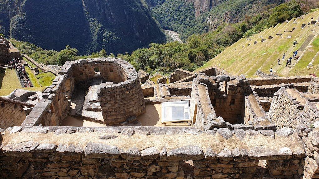 Tombeau royal Machu Picchu