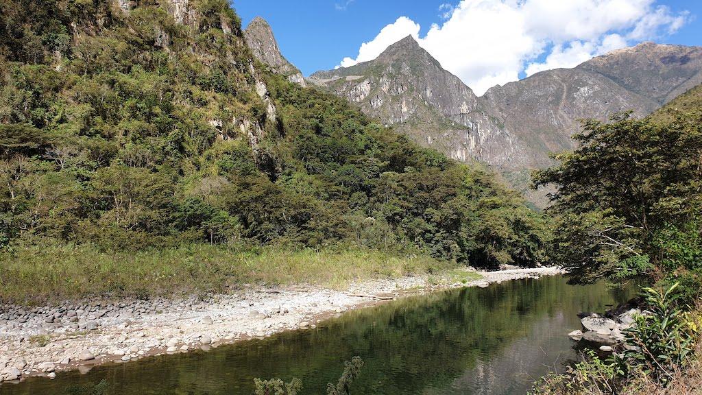 sentier Agua Caliente