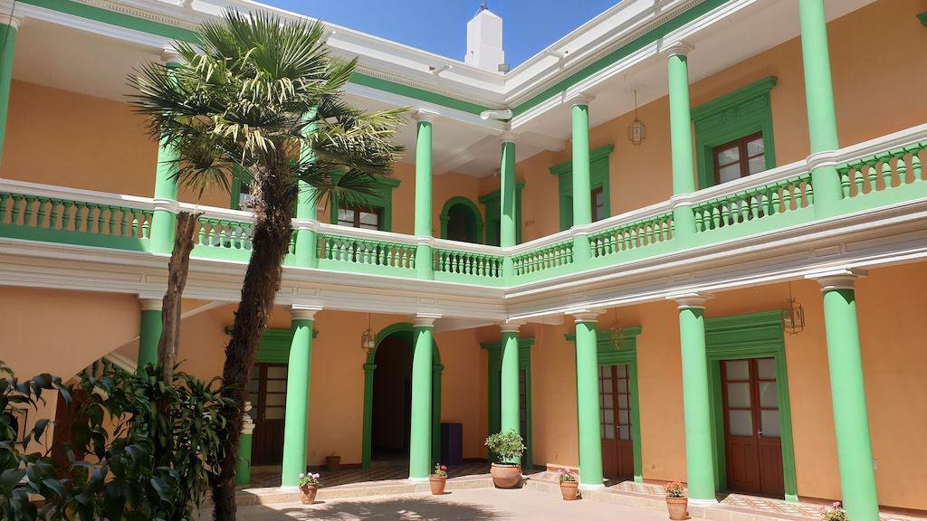 Musée de ethnografia et folklore Sucre