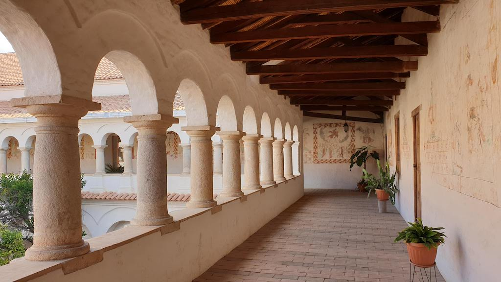 Couvent Santa Clara Sucre
