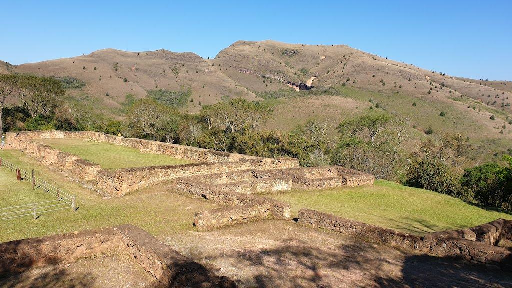 El fuerte Samaipata