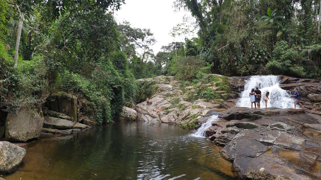cascade paraty
