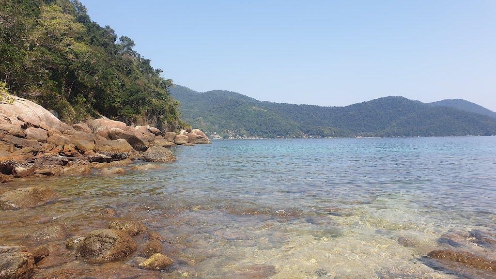 Lagoa Verde Ilha Grande