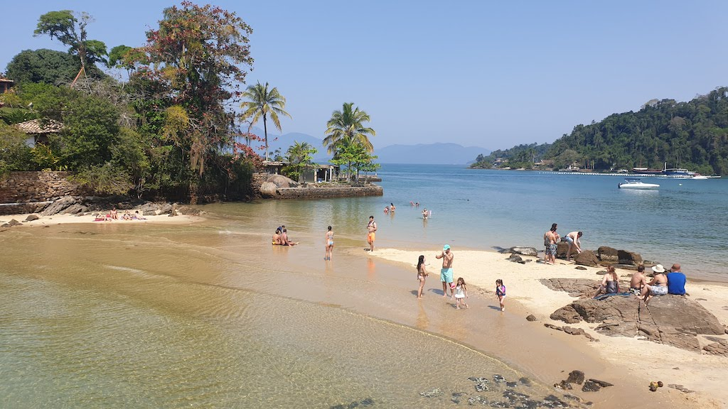 Praia da Piedade Ilha Grande