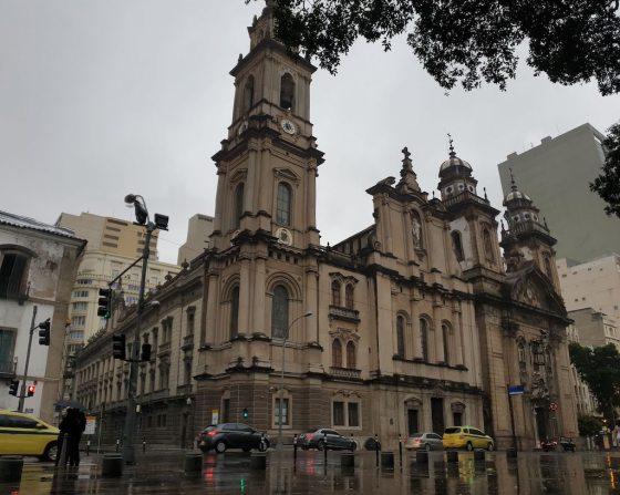 Antigo Convento de Nossa Senhora do Carmo