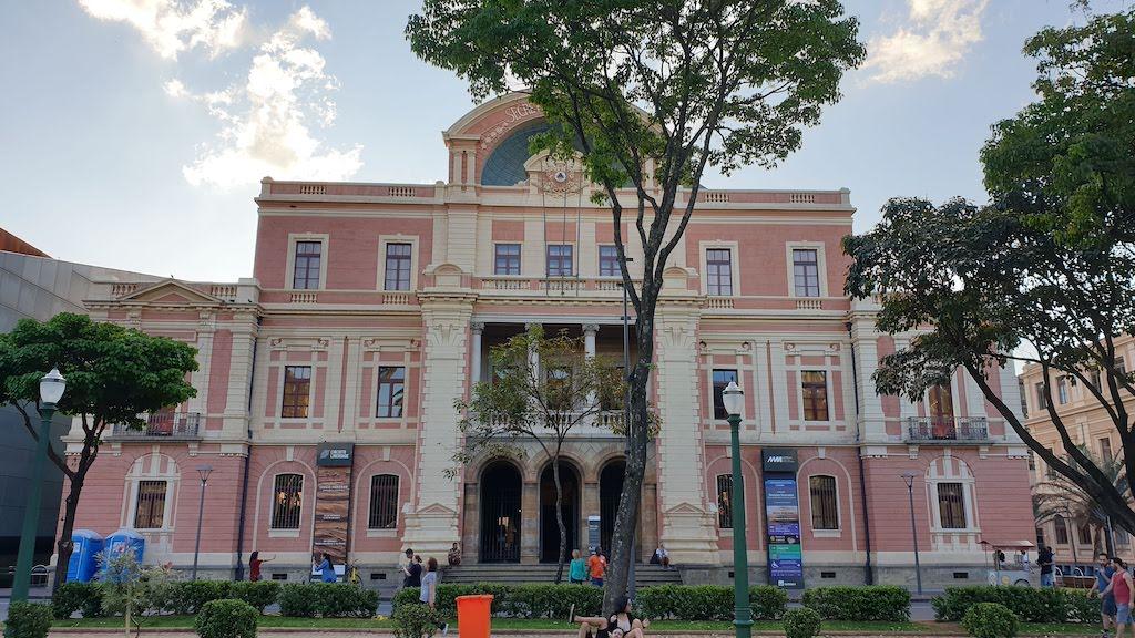 Museu das Minas e do Metal Belo Horizonte
