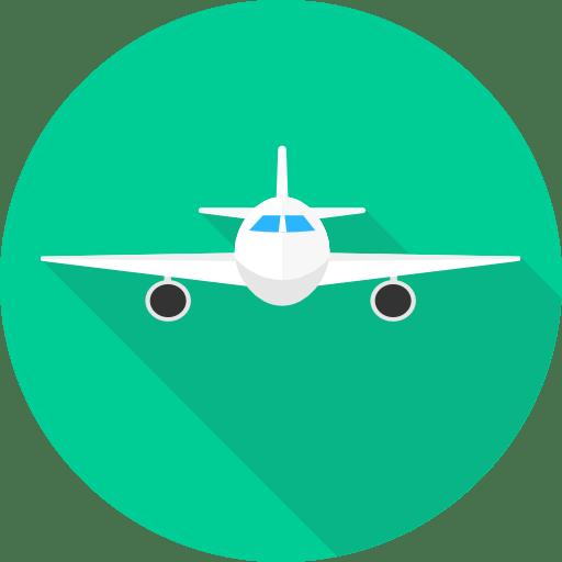icone avion tour du monde