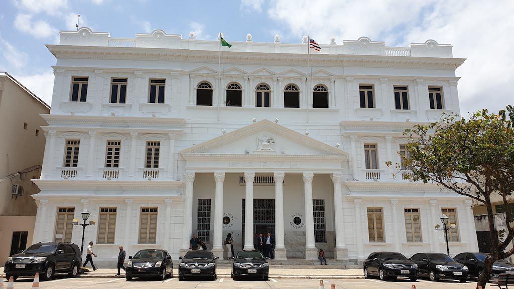 Palais de Justice Sao Luis