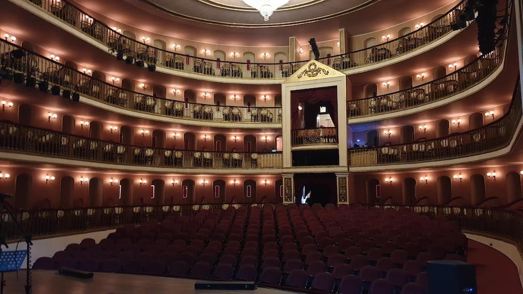 Teatro Arthur Azevedo Sao Luis