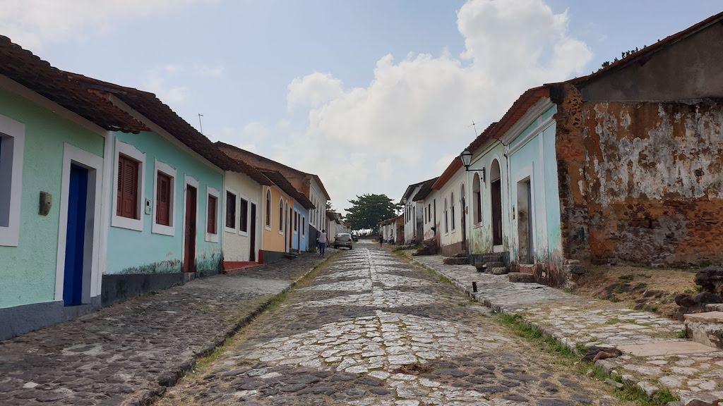 Rue principale d'Alcantara