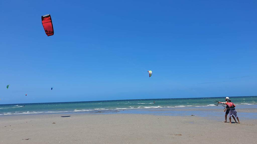 kite surf Jeri