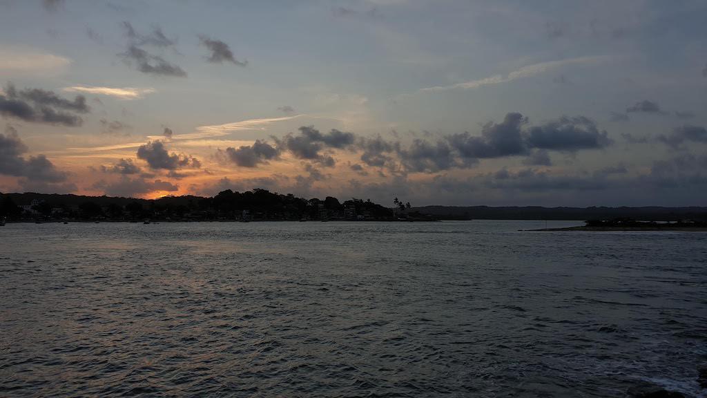Coucher du soleil au Mirante Ponta do Xareu