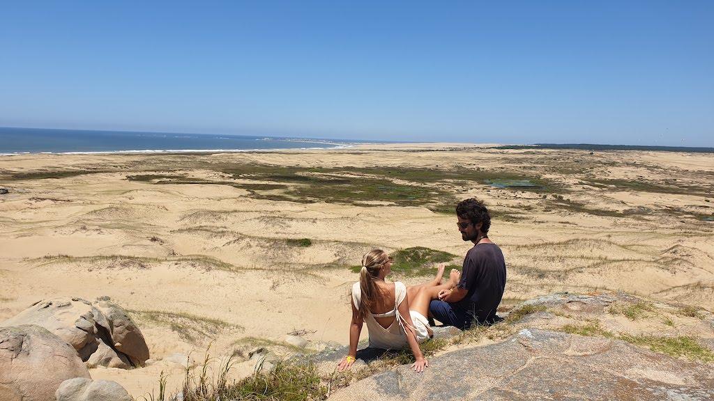 dunes Cabo Polonio