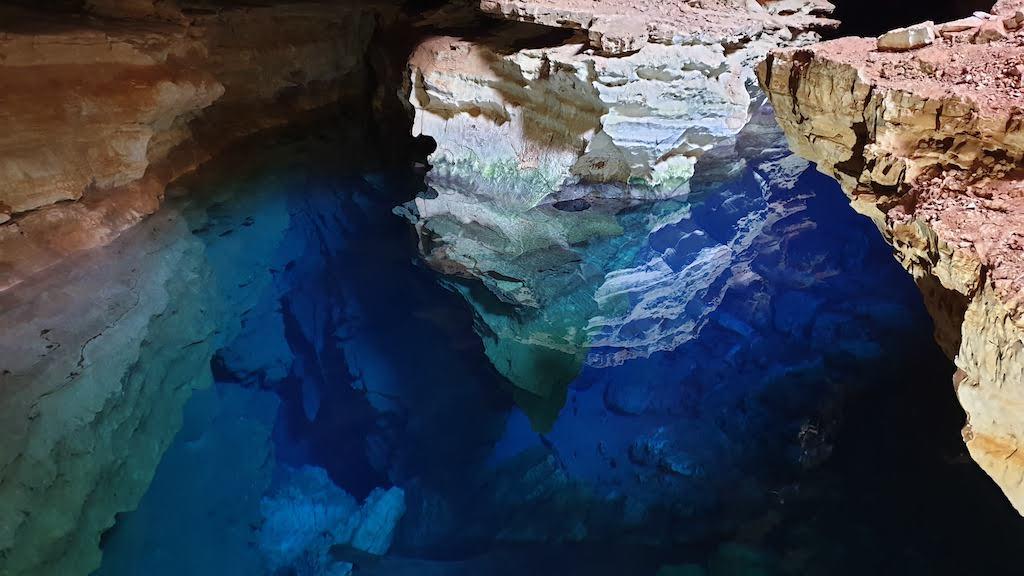 Poço Azul bahia