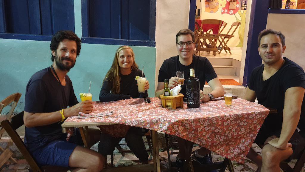 Restaurant Sabor da Serra Lençois