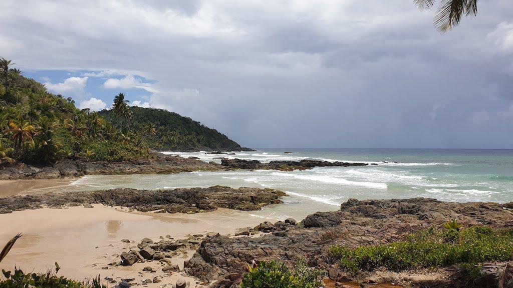deuxième plage Itacare