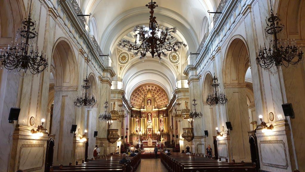 Iglesia Matriz montevideo