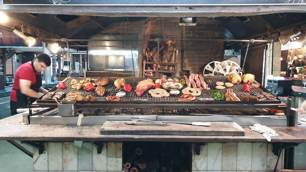 Mercado del Puerto montevideo
