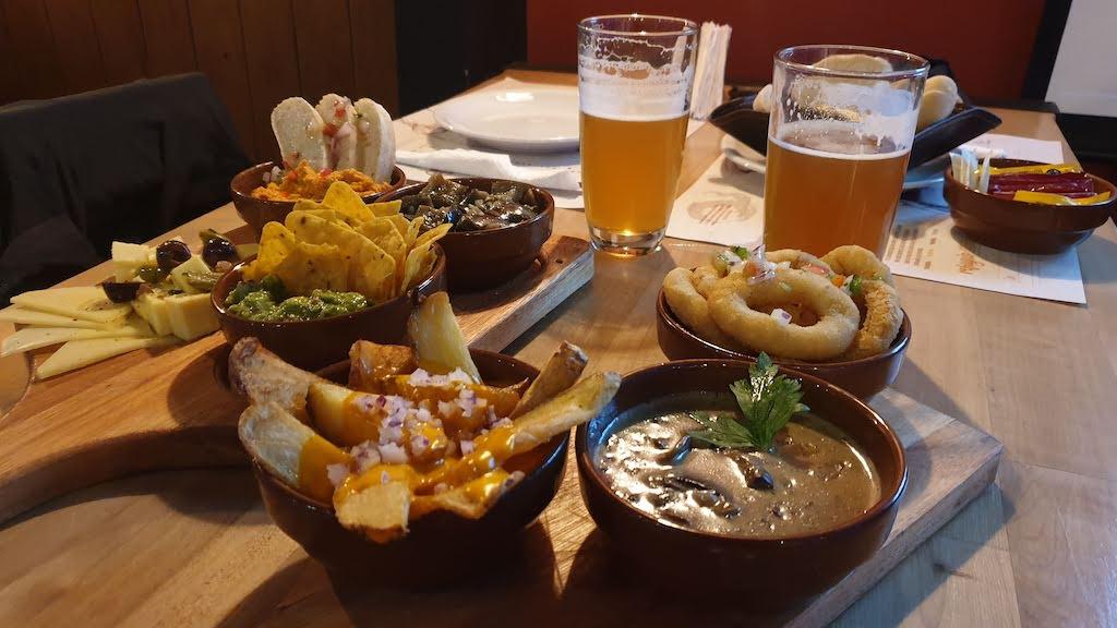 Restaurant Krund à Ushuaia en Argentine