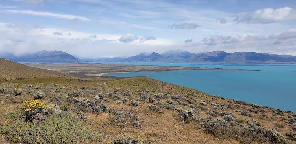 cerro frias lago argentina 4x4
