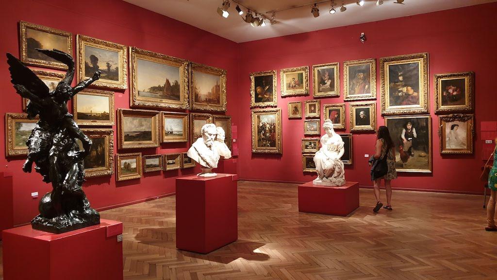 museo de Belas Artes à visiter à Buenos AIres
