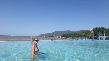 piscine cairns australie différence entre un tour du monde et des vacances