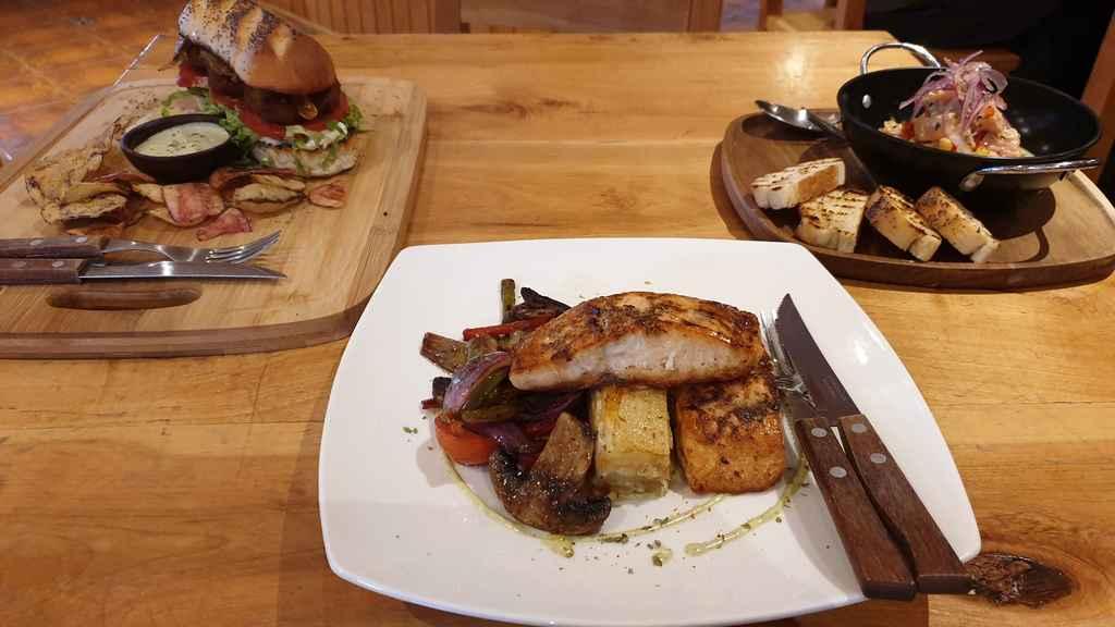 Restaurant Guayoyo Café Bistro à Puerto Natales